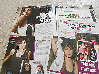 Coupures De Presse Amy Winehouse