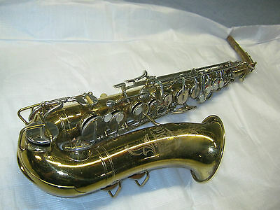 30's THE MARTIN IMPERIAL ALT / ALTO SAX / SAXOFON -- made in USA
