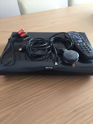 Sky+HD 2TB Satellite Box With Built In Wi-Fi