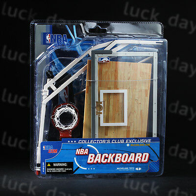 McFarlane Toys NBA Collector's Club Exclusive Backboard
