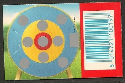 """GB  Folded Booklet HD33 :10 @ 1st Class  """"Will you be at Olympics - Archery"""""""
