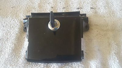 Honda  CBR900RR Rear Seat Faring panel with lock and key