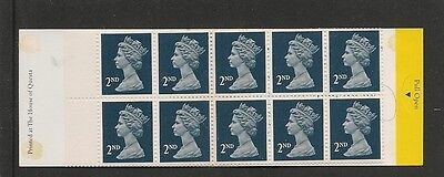 At below face value GB MNH 10 @ 2nd class stamps by Questa