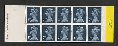 At below face value GB MNH 10 @ 2nd class stamps by Harrison