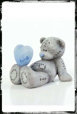 """Me to You Collectable """"Love"""" Sketchbook Figurine New And Boxed Tatty Teddy Love"""