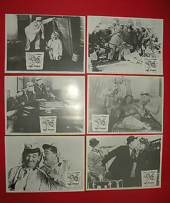 Flying Deuces Stan Laurel And Oliver  Hardy E. Sutherland Rare Exyu Lobby Cards