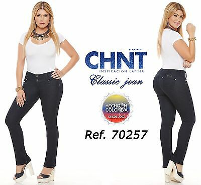 CHNT Jeans Colombianos, Authentic Colombian Push Up Jeans, Jeans Levanta Cola