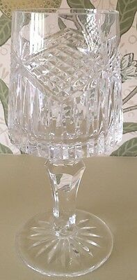 Tyrone Crystal Slieve Donard  White Wine Glass  up to 5 available
