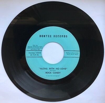 Northern Soul, R&B, Rock Candy, Alone With No Love.