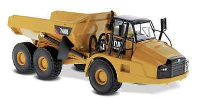 Diecast Masters 85501 1:50 Scale Cat 740B Articulated Tipping Truck (Mib)