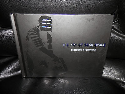 The Art of Dead Space Designing a Nightmare Art Book