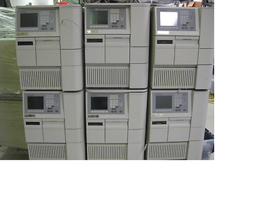 Waters Alliance 2695 HPLC system with detectors and column oven (LOT )