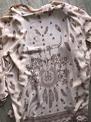 Spell & the Gypsy Collective Spell Designs Kimono (AUTHENTIC)