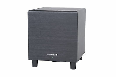 BRAND NEW Wharfedale SW-100 Active Subwoofer - BLACK RRP $699
