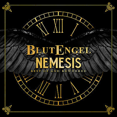 BLUTENGEL - Nemesis, Best Of And Reworked (CD)