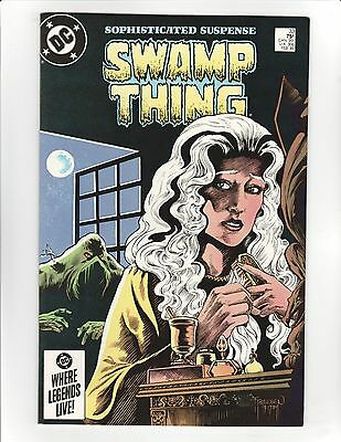 Swamp Thing #33 - 9.6 Near Mint + High Resolution Scans!