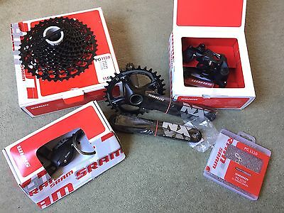 SRAM NX 11 Speed mtb Groupset