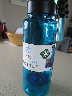 EuroHike Ski Gift Bottle with Accessories