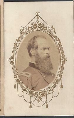 Civil War Era CDV of Union General John White Geary of PA.