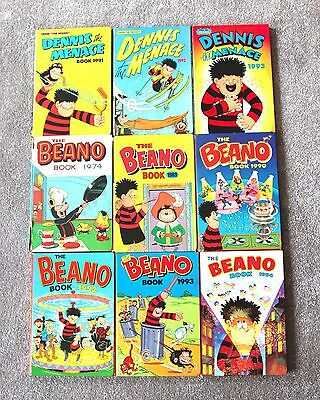 Beano & Dennis The Menace 9  Annual Collection