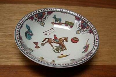Spode Edwardian Childhood Plate perfect
