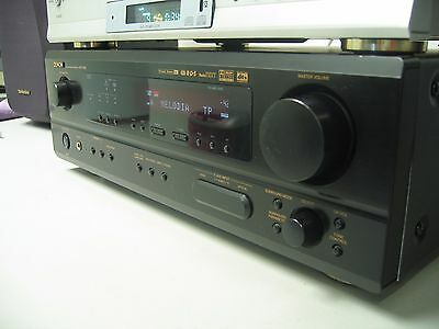 Amplificador Denon AVR-1603 Home Cinema 5.1