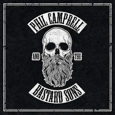 PHIL CAMPBELL AND THE BASTARD SONS - s/t (CD Digi)