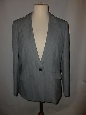 Marks And Spencer Business  Trouser  Suit   Size Uk 18 Jacket Uk 16 Trousers