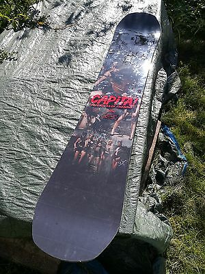 Capita Defenders of Awesome snowboard '55W 155cm Check out the Photos £360 new.!