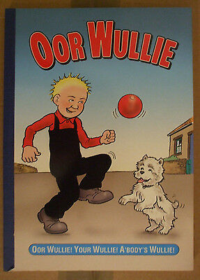 Oor Wullie Annual 2010 - Excellent Condition