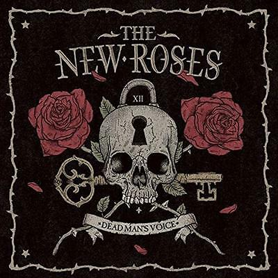 THE NEW ROSES - Dead Man's Voice (CD Digi)