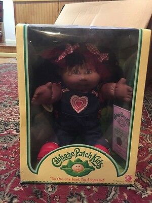 Cabbage Patch Kids Alena Katlyn Black 2004 Brand New In Box