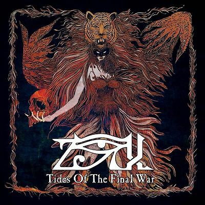 ZIX - Tides Of The Final War (CD)