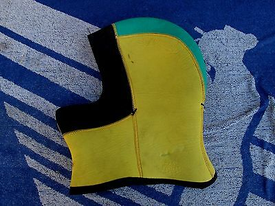 6Mm Dry Suit Hood Size M Used Condition As Pics Show