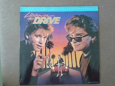 License to Drive / Daddys Cadillac LP Soundtrack
