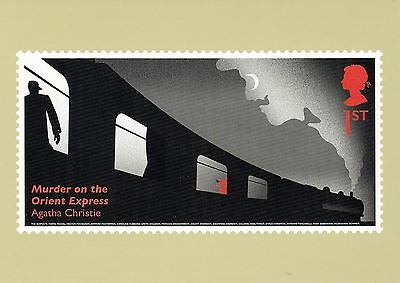2016 AGATHA CHRISTIE NEW SEALED SET OF 6 PHQ CARDS No 421. NEW ISSUE