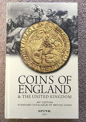 Spinks Coins Of England 2014.