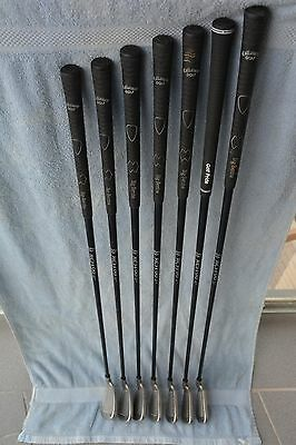 Callaway x12 Big Bertha Iron set LH (4 - PW | regular graphite shaft)