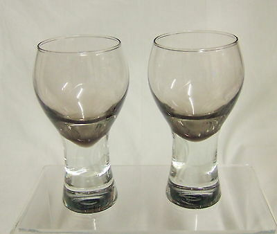 Caithness Canisbay Glasses in Peat x 2