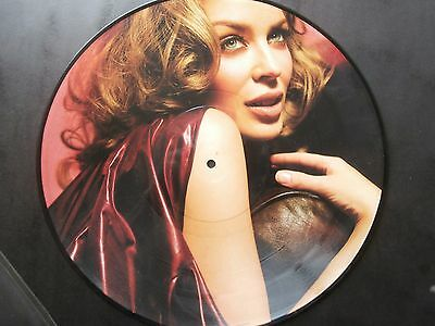 """KYLIE - Chocolate - Limited Edition 12"""" Picture Disc"""