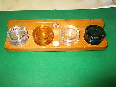 Watchmakers Oil Cups With Stand