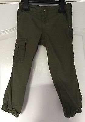 Green Gap Combat Trousers Age 3