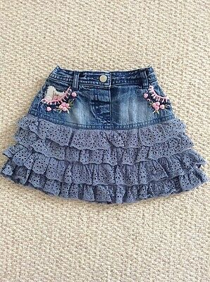 Beautiful Monsoon Girls Rara Skirt Age 12-18 Months