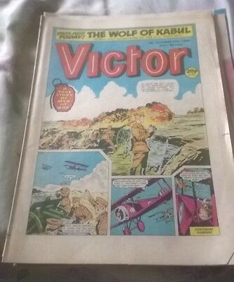 The Victor Comic 31/5/1986