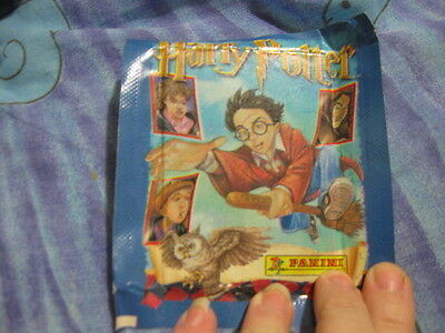 Mint! Nrfp Pkt Harry Potter  Stickers, From The Philosopher's Stone!  Panini!