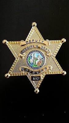 Andy Griffith TV Show - Mayberry Deputy Sheriff's Badge Prop Replica