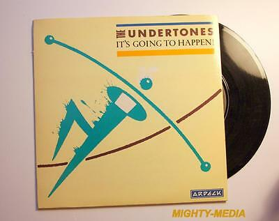 "THE UNDERTONES  - IT'S GOING TO HAPPEN - 7"" Vinyl Record : NR MINT (p304)"