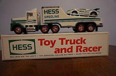 Hess Toy Truck and Racer 1991
