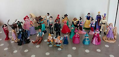 Disney Mini Figures bundle Snow White Frozen and more