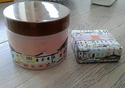 Ted Baker London Body Scrub. 300ml. New & Sealed + soap.